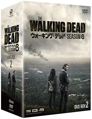 ウォーキング・デッド シーズン6 DVD BOX-2