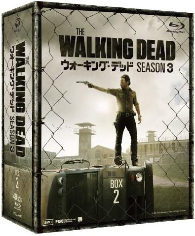 ウォーキング・デッド シーズン3 Blu-ray BOX-2 (ブルーレイディスク)