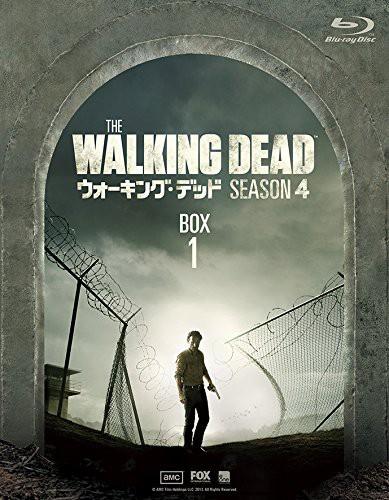 ウォーキング・デッド シーズン4 Blu-ray BOX-1 (ブルーレイディスク)
