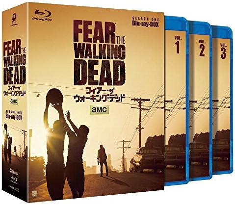 フィアー・ザ・ウォーキング・デッド Blu-ray-BOX (ブルーレイディスク)