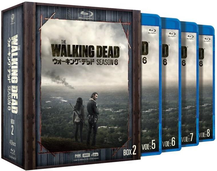 ウォーキング・デッド シーズン6 Blu-ray BOX-2 (ブルーレイディスク)