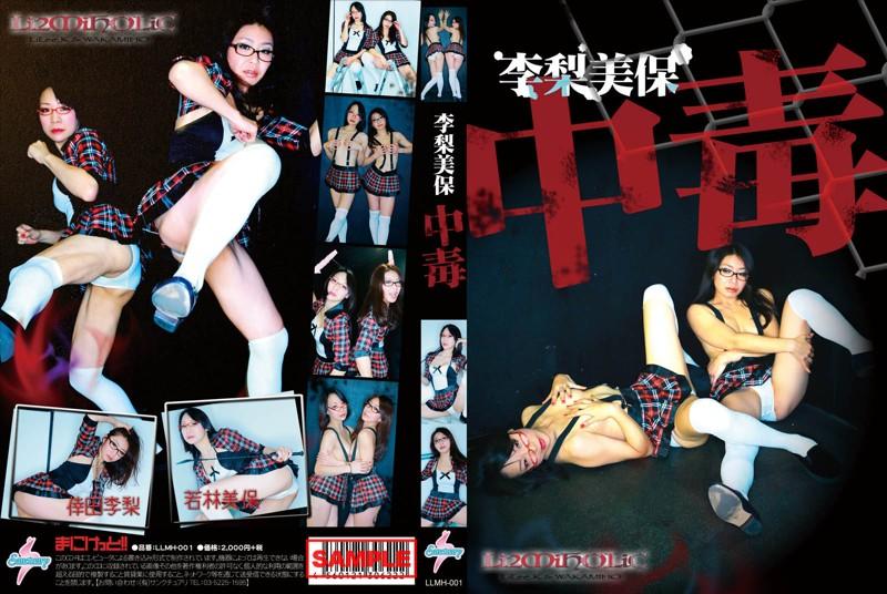 CD-ROM写真集「Li2MiHOLiC 中毒 若林美保×倖田李梨」