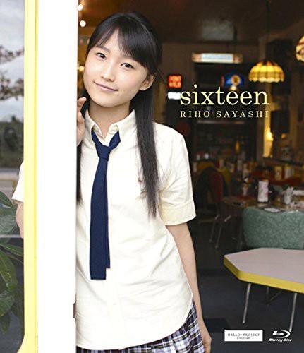 sixteen/鞘師里保 (ブルーレイディスク)