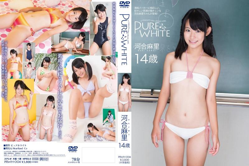 Pure White/河合麻里