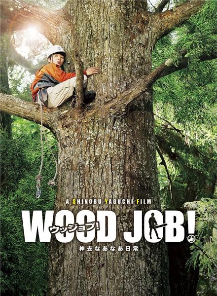 WOOD JOB!〜神去なあなあ日常〜豪華大木エディション (ブルーレイディスク)