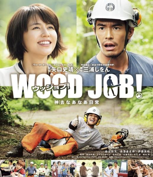 WOOD JOB!〜神去なあなあ日常〜スタンダード・エディション (ブルーレイディスク)