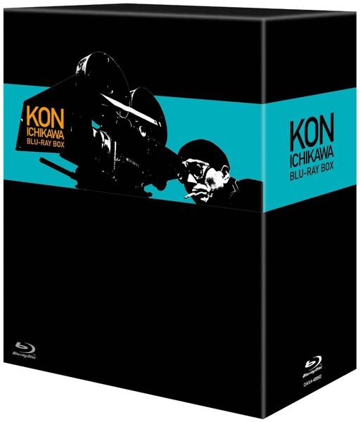 市川崑 4K Master Blu-ray BOX (ブルーレイディスク)