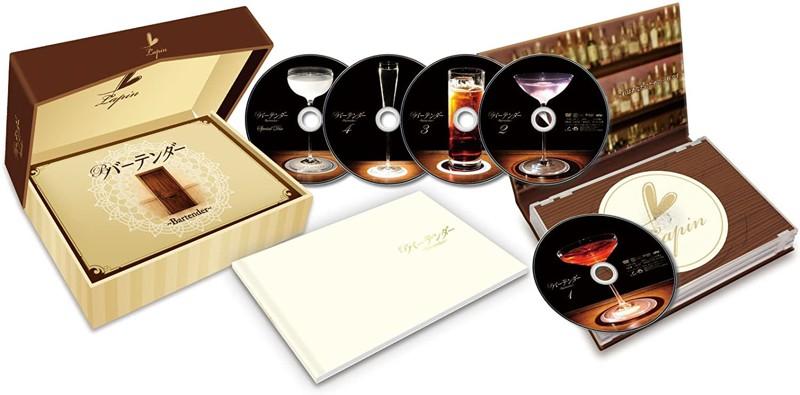 バーテンダー DVD-BOX(5枚組)