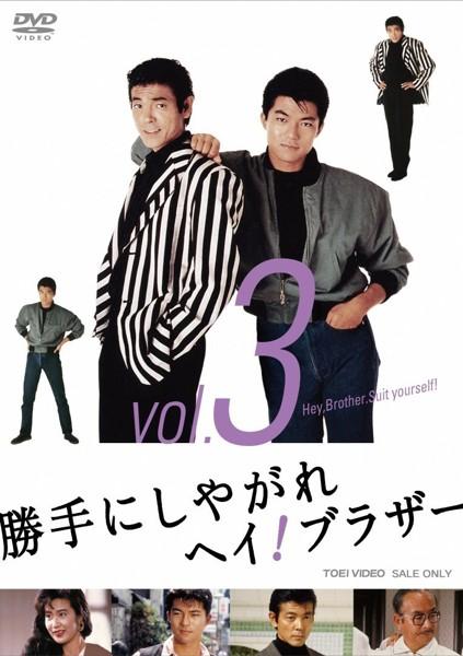勝手にしやがれヘイ!ブラザー VOL.3