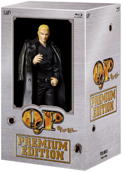 QP Blu-ray BOX プレミアム・エディション(本編4枚+特典ディスクBD2枚 初回限定生産 ブルーレイディスク)