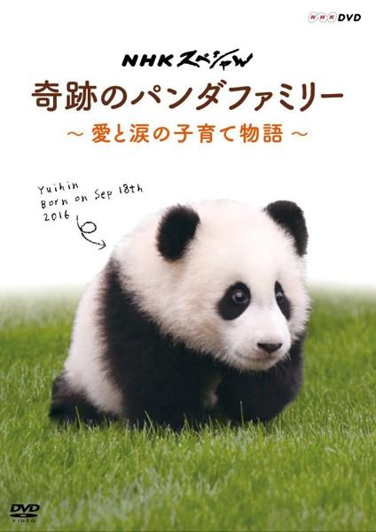 NHKスペシャル 奇跡のパンダファミリー〜愛と涙の子育て物語〜