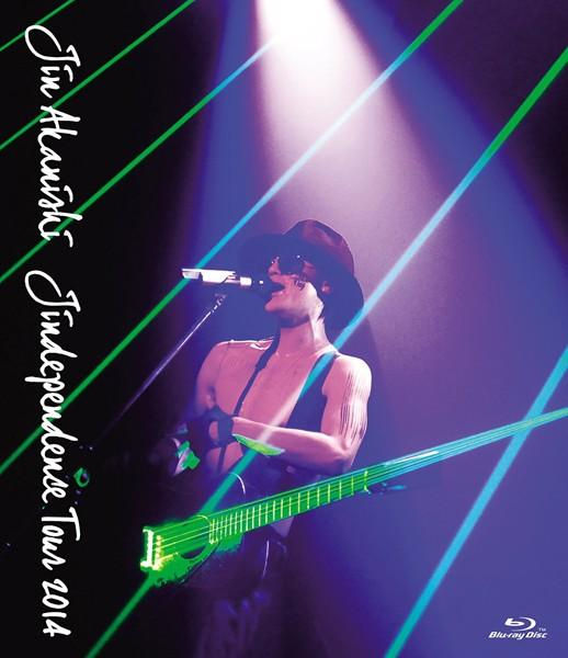 JIN AKANISHI'JINDEPENDENCE'TOUR 2014/赤西仁 (ブルーレイディスク)