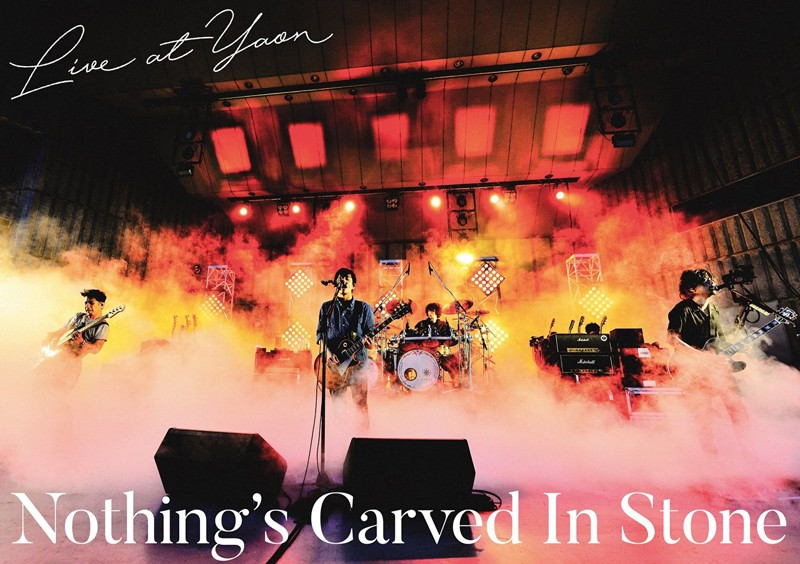 Nothing's Carved In Stone Live at 野音/Nothing's Carved In Stone