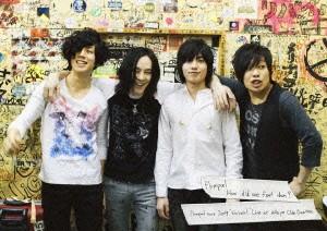 『How did we feel then?』〜flumpool Tour 2009'Unreal'Live at Shibuya Club Quattro〜/flumpool
