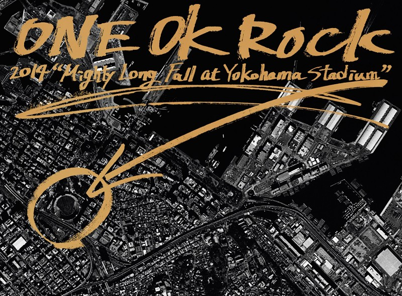 ONE OK ROCK 2014'Mighty Long Fall at Yokohama Stadium'/ONE OK ROCK