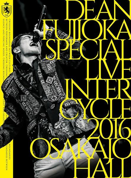 DEAN FUJIOKA Special Live 「InterCycle 2016」 at Osaka-Jo Hall/DEAN FUJIOKA