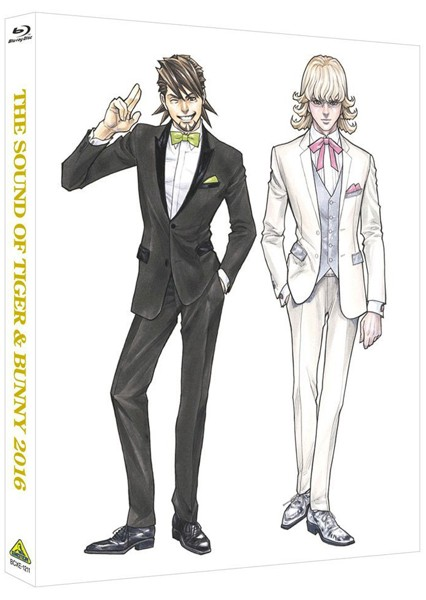 THE SOUND OF TIGER & BUNNY 2016 (ブルーレイディスク)