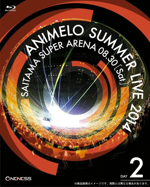 Animelo Summer Live 2014-ONENESS-8.30 (ブルーレイディスク)