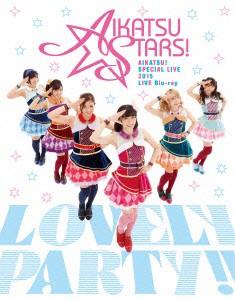 アイカツ!スペシャルLIVE 2015 Lovely Party!! LIVE BD (ブルーレイディスク)