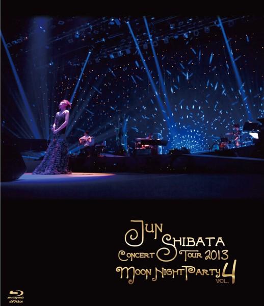 柴田 淳 CONCERT TOUR 2013 月夜PARTY vol.4/柴田淳 (ブルーレイディスク)