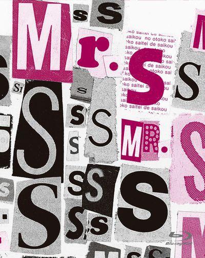Mr.S'saikou de saikou no CONCERT TOUR'/SMAP (ブルーレイディスク)
