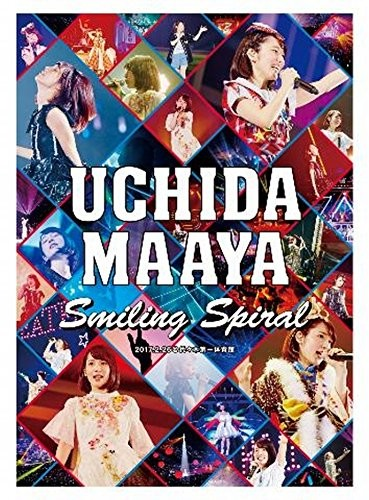 UCHIDA MAAYA 2nd LIVE『Smiling Spiral』/内田真礼 (ブルーレイディスク)