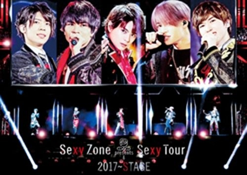 Sexy Zone Presents Sexy Tour〜STAGE/Sexy Zone (ブルーレイディスク)