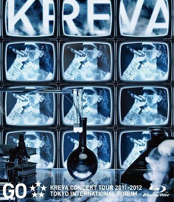 KREVA CONCERT TOUR 2011-2012『GO』 東京国際フォーラム/KREVA (ブルーレイディスク)