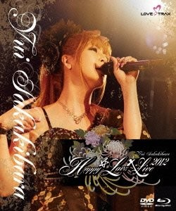 Happy★LOVE×Live2012/榊原ゆい (ブルーレイディスク)