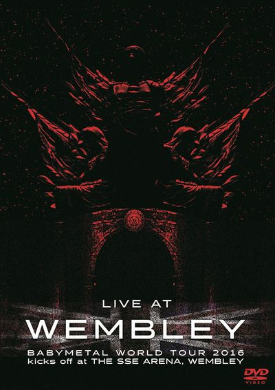 「LIVE AT WEMBLEY」BABYMETAL WORLD TOUR 2016 kicks off at THE SSE ARENA,WEMBLEY/BABYMETAL
