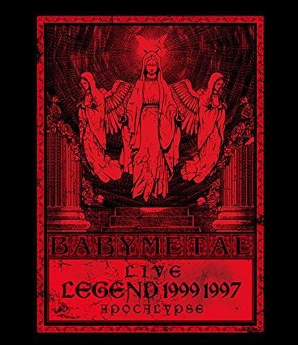 LIVE〜LEGEND 1999&1997 APOCALYPSE/BABYMETAL (ブルーレイディスク)