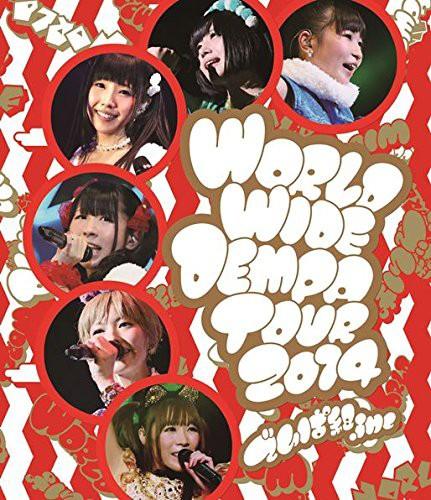 WORLD WIDE DEMPA TOUR 2014/でんぱ組.inc (ブルーレイディスク)