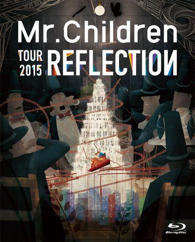 REFLECTION{Live&Film}/Mr.Children (ブルーレイディスク)