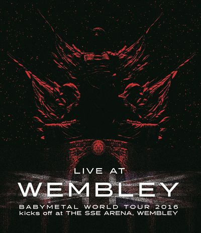 「LIVE AT WEMBLEY」BABYMETAL WORLD TOUR 2016 kicks off at THE SSE ARENA,WEMBLEY/BABYMETAL (ブルーレイディスク)