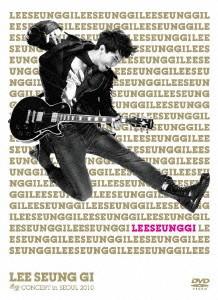 イ・スンギ 希望コンサート in Seoul 2010 (日本オリジナル特典付DVD【2枚組】)
