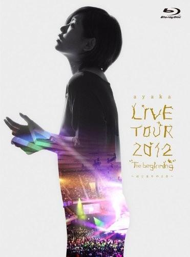 絢香 LIVE TOUR 2012'The beginning'〜はじまりのとき〜/絢香 (ブルーレイディスク)