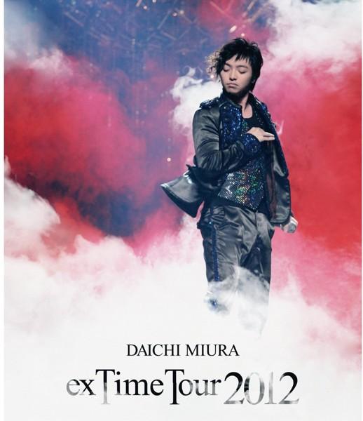 DAICHI MIURA 'exTime Tour 2012'/三浦大知