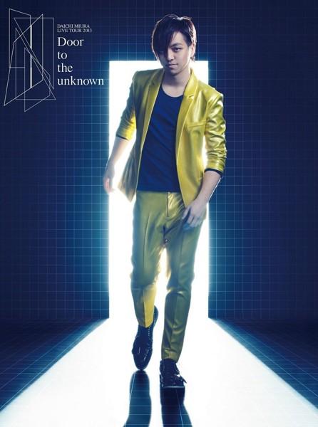 DAICHI MIURA LIVE TOUR 2013-Door to the unknown-/三浦大知