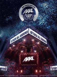 AAA 2nd Anniversary Live-5th ATTACK 070922- 日本武道館/AAA (スペシャル盤 2DVD)