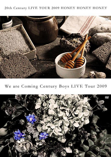 20th Century LIVE TOUR 2009 HONEY HONEY HONEY/We are Coming Century Boys LIVE Tour 2009/20th Century、Coming Century