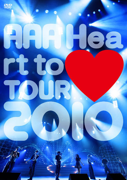 AAA Heart to◆TOUR 2010/AAA (初回生産限定)