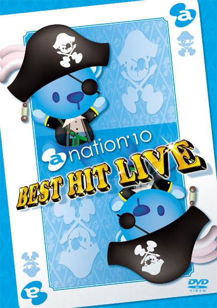 a-nation'10 BEST HIT LIVE (初回受注限定生産)