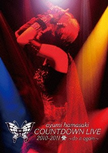 ayumi hamasaki COUNTDOWN LIVE 2010-2011 A〜do it again〜/浜崎あゆみ