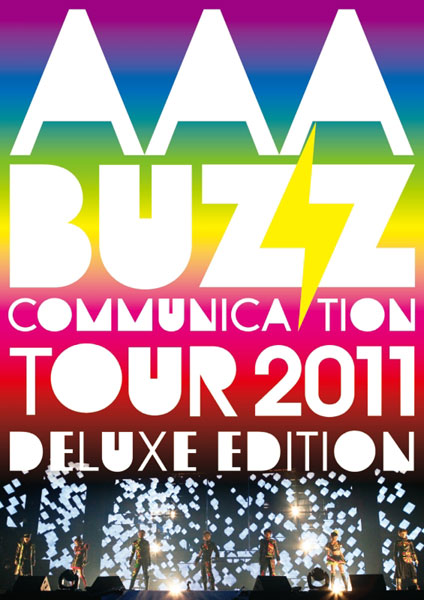 AAA BUZZ COMMUNICATION TOUR 2011 DELUXE EDITION/AAA
