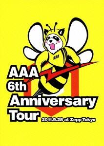 AAA 6th Anniversary Tour 2011.9.28 at Zepp Tokyo/AAA