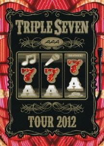 AAA TOUR 2012-777-TRIPLE SEVEN/AAA