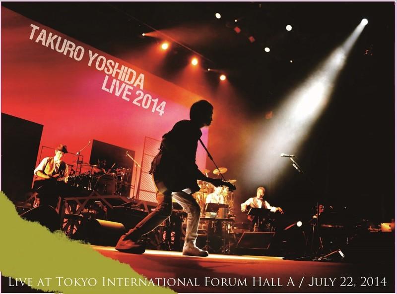 吉田拓郎 LIVE 2014/吉田拓郎(CD付)