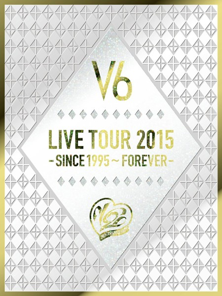LIVE TOUR 2015-SINCE 1995〜FOREVER-/V6(初回生産限定盤A)
