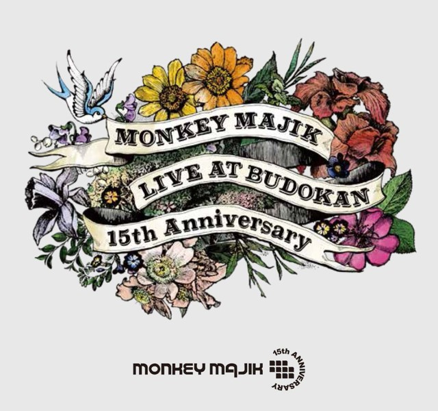 LIVE at BUDOKAN-15th Anniversary-/MONKEY MAJIK
