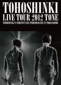 東方神起 LIVE TOUR 2012 〜TONE〜/東方神起 (初回受注限定生産)
